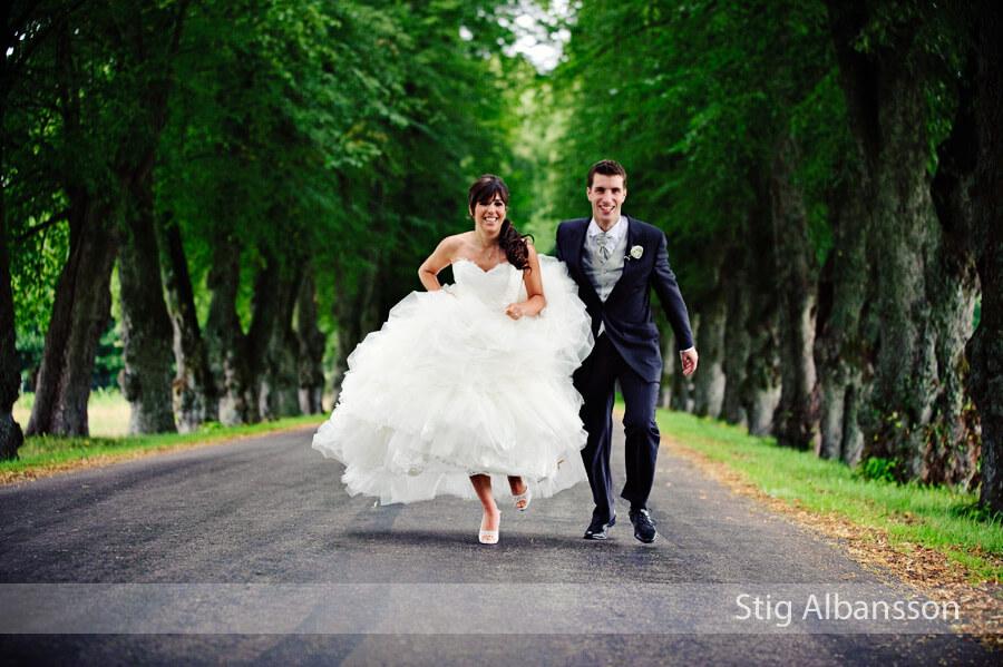 Svenskt-Persiskt Bröllop vid Nääs slott