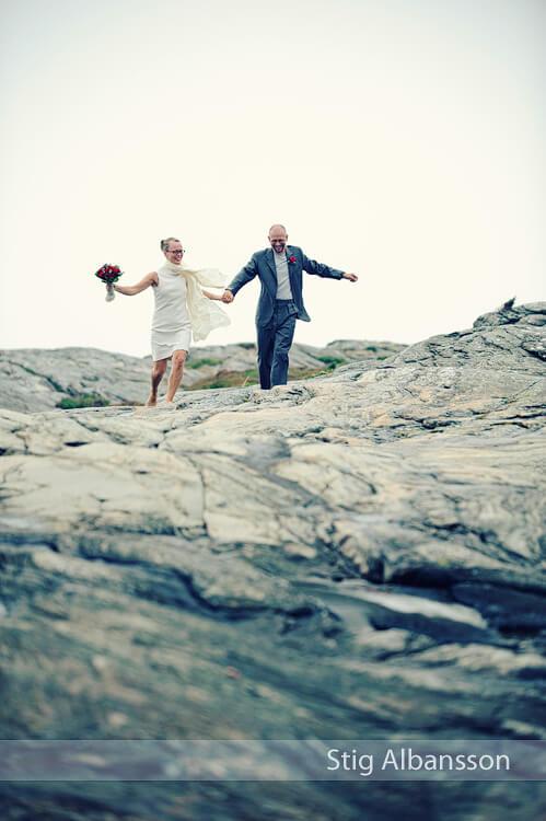 Bröllop på Vassbäck, mellan Åsa och Frillesås