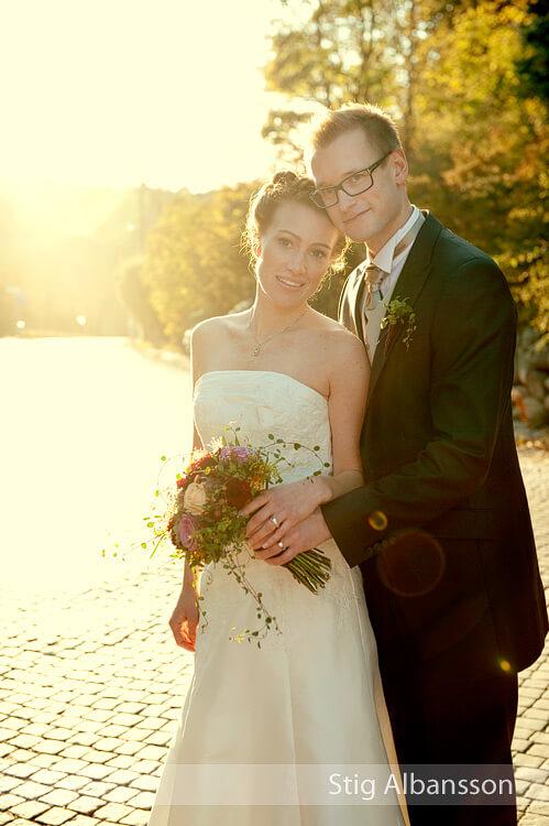 Bröllop i St Birgittas kapell & fest på Blomstermåla
